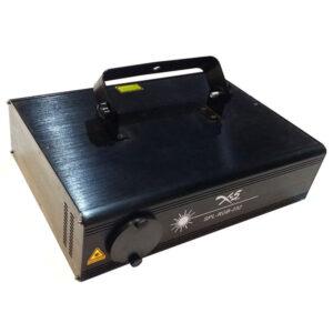 رقص نور ایکس فایو مدل SPL-RGB232