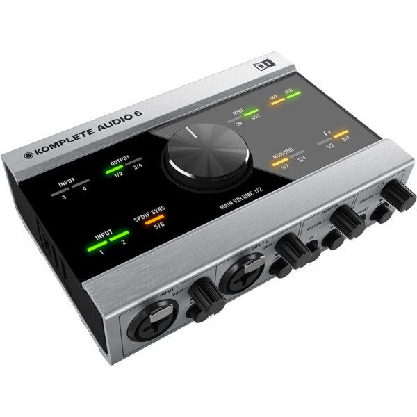 کارت صدا Native Instruments Audio 6