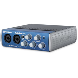 کارت صدا Presonus AudioBox 22VSL