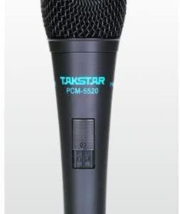 میکروفن دستی باسیم takstar مدل pcm-5520