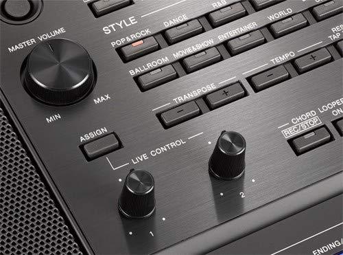 کیبورد ارگ حرفه ای PSR-SX900 یاماها