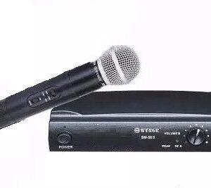 میکروفن دستی بیسیم wvngr مدل SM58I تک