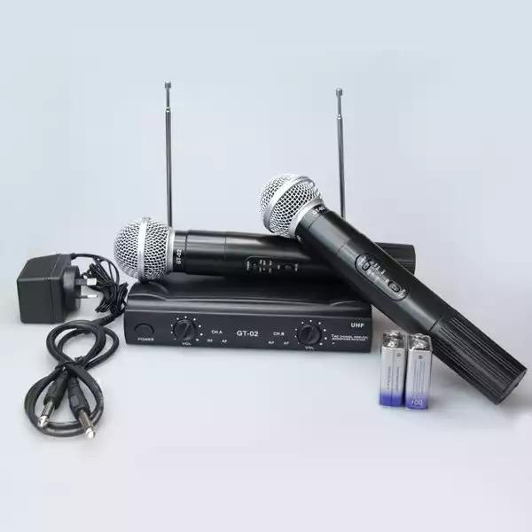 میکروفن دستی بیسیم دوبل wvngr مدل SM58II