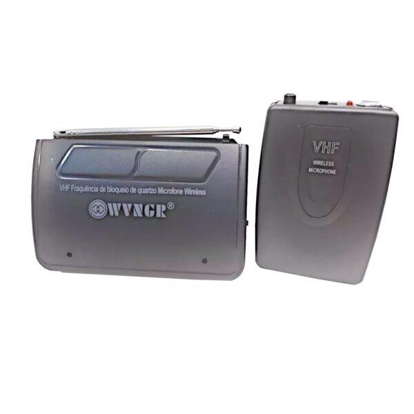 میکروفن یقه ای بیسیم wvngr مدل WG-4001 A
