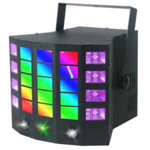 رقص نور ترکیبی لیزر و LED SPL-RG-309A